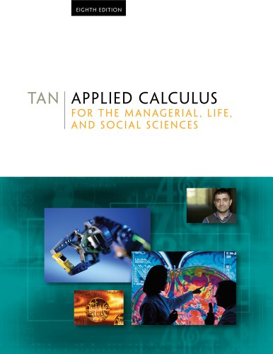 Bundle: Applied Calculus for the Managerial, Life, and Social Sciences, 8th + Enhanced WebAssign - Start Smart Guide for