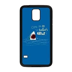 GREAT ADVICE SHARK Samsung Galaxy S5 Phone Case YSOP6591482647783