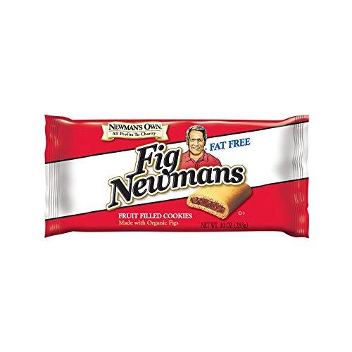 Newman's Own Organics Fig Newman's - Fat Free - Case Of 6-10 - Own Fig Organics Newmans