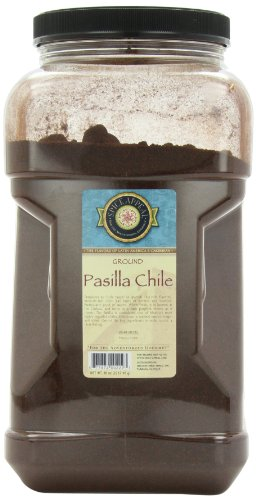 Spice Appeal Pasilla Chile Ground, 5 lbs by Spice Appeal