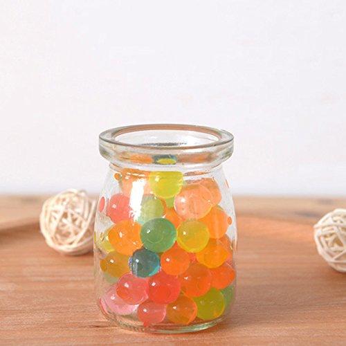 5bbad4bf7 1200 pcs perlas de agua perlas Jelly Gel barro cristal suelo jarrón  decoración LianLe. Ampliar imagen