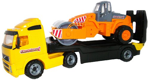 Ksm Volvo Transport Truck & Loader