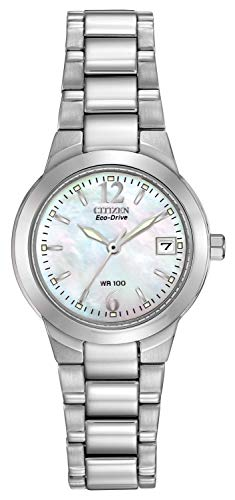 - Citizen Women's Eco-Drive Watch with Date, EW1670-59D