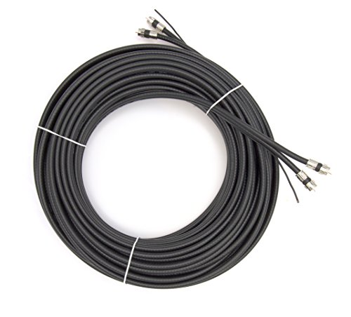Coaxial Attached Ground Compression Connectors