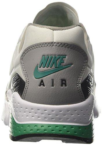 Nike Air Zoom Pegasus 92, Sneakers para Hombre Blanco (White/stadium Green/matte Silver)