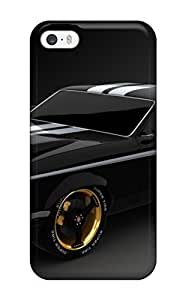 Iphone 5/5s Case Cover - Slim Fit Tpu Protector Shock Absorbent Case (buick Muscle Car )