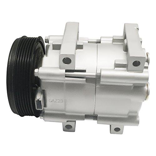 Ford Ranger A/c Compressor - RYC Remanufactured AC Compressor and A/C Clutch EG132