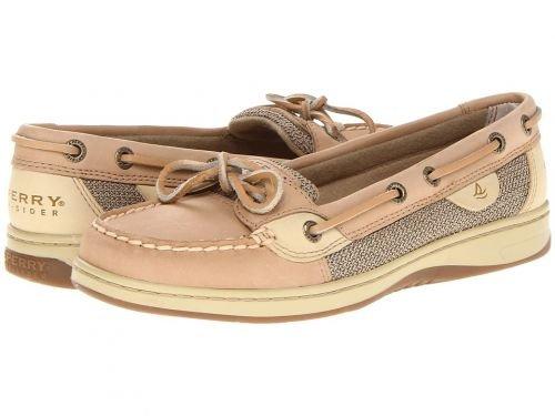 Sperry(スペリー) レディース 女性用 シューズ 靴 ボートシューズ Angelfish Linen/Oat [並行輸入品] B07BRY3CRX 8.5 W (C)