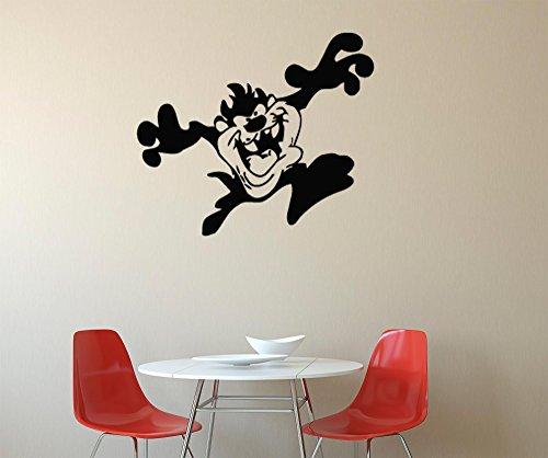 (Assorted Decals | Taz Wall Decals Decor Vinyl Sticker GMO6289)