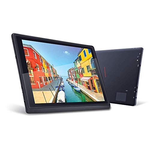 iBall Slide Elan 3x32 Tablet  10.1 inch, 32 GB, Wi Fi + 4G LTE + Voice Calling+ Micro HDMI , Matte Black
