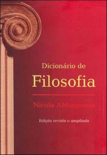 Dicionário de filosofia