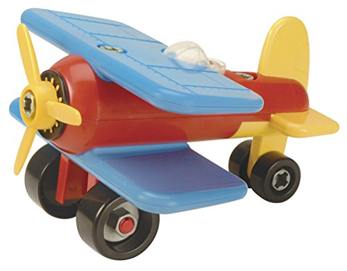Battat Take-A-Part Vehicle Airplane (Old Model)