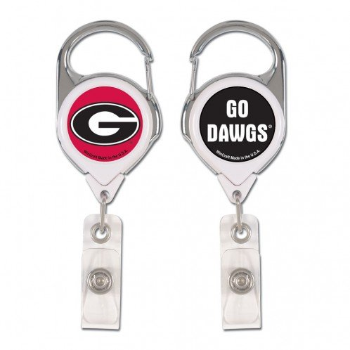 Georgia Bulldogs NCAA Premium Badge Holder