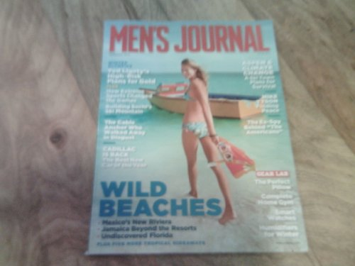 Men's Journal 2014 February - Surface Beach, Aruba