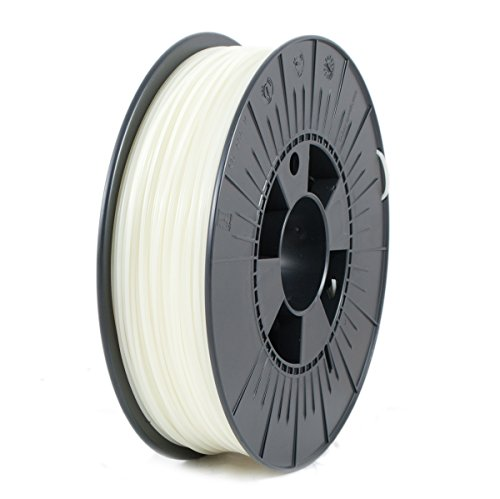 ICE FILAMENTS ICEFIL1ABS051 ABS Filament, 1.75 mm, 0.75 kg, Glow-in-the-Dark