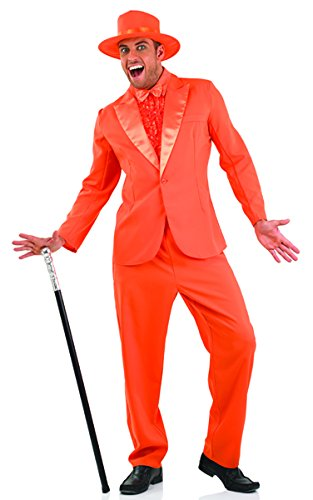 Orange Suit (Tuxedos From Dumb And Dumber)