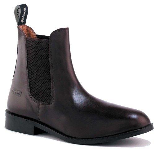 Toggi , Chaussures d'équitation pour homme - Marron - marron, 40.5