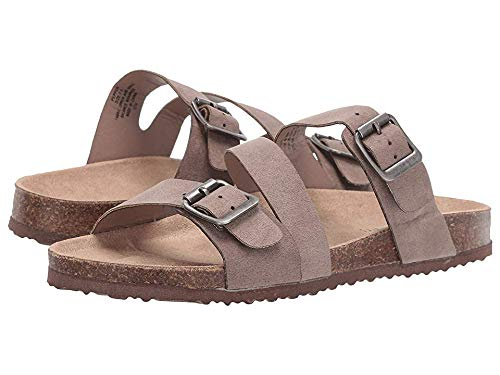 (Madden Girl Women's Pepper Tan Fabric 7 M US)