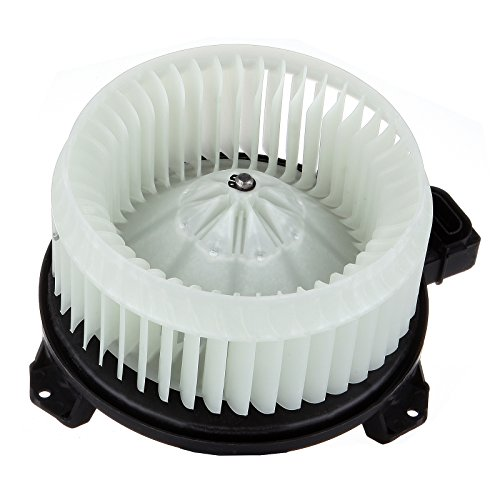 Blower Motor w/Fan ABS Cage ECCPP fit for 2003-2009 Toyota 4Runner/2003-2007 Lexus GX470 ()