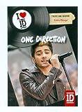 Zayn Malik trading card (One Direction 1D) 2013 Panini Take Me Home Little Things #3