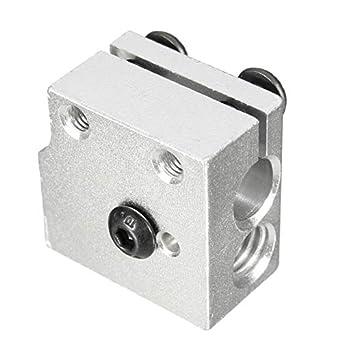 Amazon.com: Bloque calefactor de aluminio 3D, accesorios ...