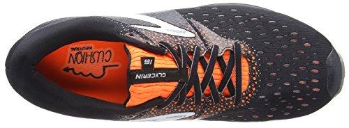 Para Multicolor grey Running Brooks 069 black Hombre Glycerin 16 Zapatillas orange De wwXAOg