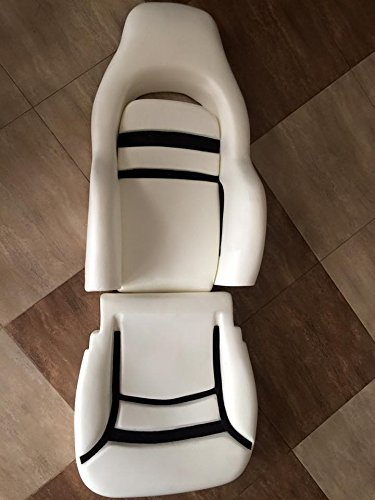 Interior Innovations Custom Replacement Seat Foam for C5 Corvette Sport Seats Driver Side (Seat Foam Corvette)