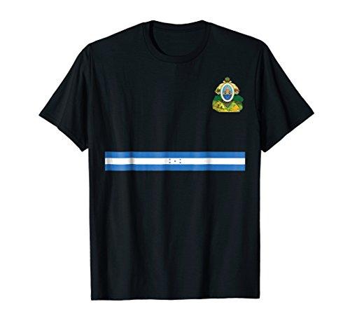 Honduras T-shirt - Honduran Heritage Pride