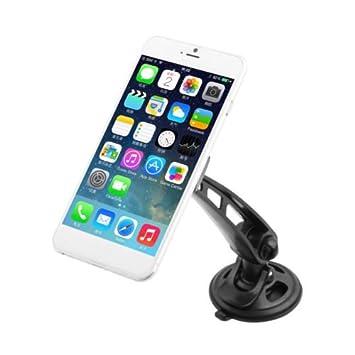 alicenter (TM) GripGo soporte Universal de coche para teléfono celular GPS navegación soporte para Samsung: Amazon.es: Electrónica