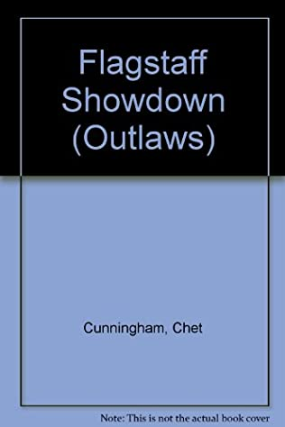 book cover of Flagstaff Showdown