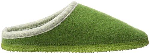 Dannheim Giesswein Unisex Gras Adults' Slippers Green Open Back F4zxSw6q4