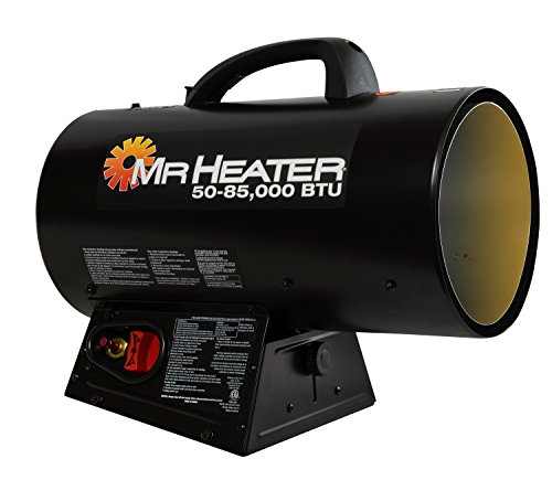 - Mr. Heater F271380 MH85QFAV Forced Air Propane Heater