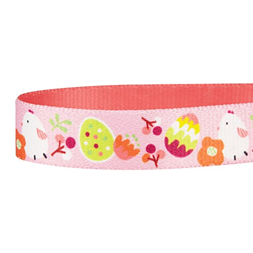 Blueberry Pet Essentials 10+ Patterns Zoo Fun Dog Collars