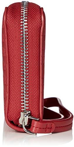 Armani Exchange red Fabric Da Borsette Zip Round Rosso Polso Donna 4qqwdr