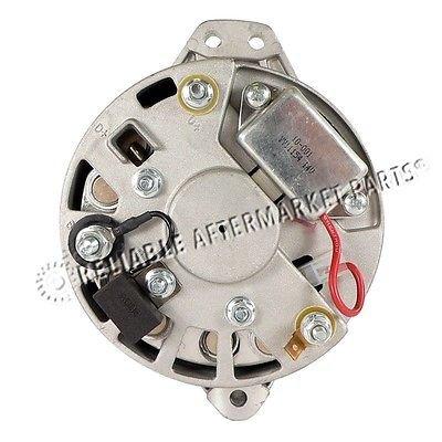 RE57960 New 12V Alternator For John Deere Skid Steer 240 250 260 4400 4500 8875