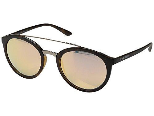 Giorgio Armani Men's 0AR8083 Matte Havana Sunglasses -