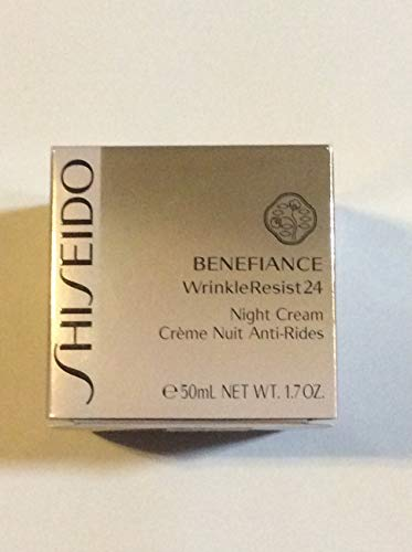 (Shiseido Benefiance WrinkleResist24 Night Cream 50ml)