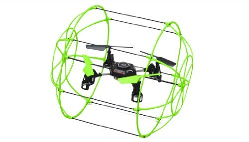 DSstyles Sky Walker 1306 4 CH RC Quad Copter 2.4ghz Ready to Fly (Green)