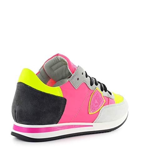 Mondial Fucsia Model 2019 Da Tropez Scarpe Sneaker Giallo Ss Donna Philippe w8AqYxgY