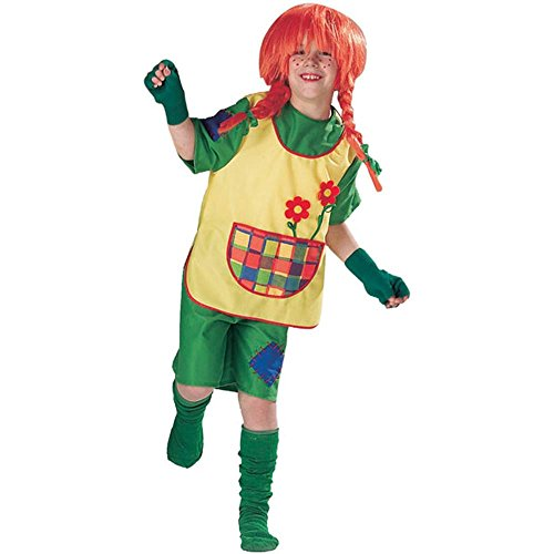 [Childs Costume (Size: Youth Small 4-6)] (Pippi Longstocking Costumes)