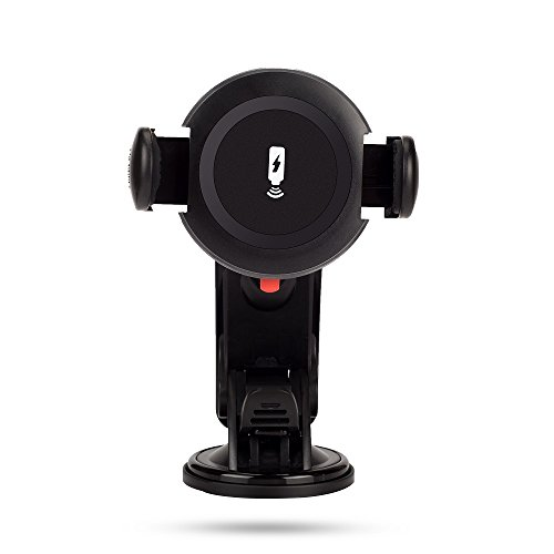 OLSUS Suction Cup Car Qi Wireless Charger with Air Vent Mount by OLSUS (Image #1)