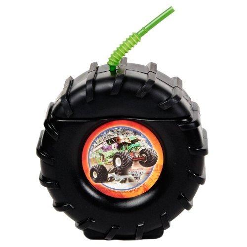 Monster Jam Tire Cups (8) -