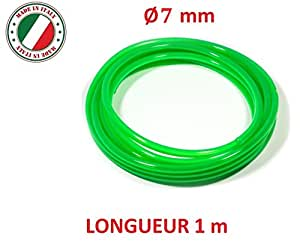 1 m Tubo Gasolina 7 mm - 8 mm x 12 mm universal Combustible Agua ...