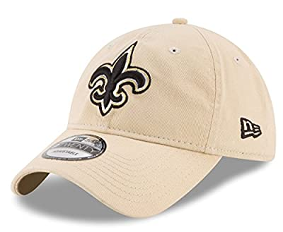 New Era New Orleans Saints NFL 9Twenty Core Classic Secondary Adjustable Hat from New Era