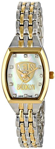 Game Time Womens Nba Wcl Bk  World Class  Watch   Brooklyn Nets