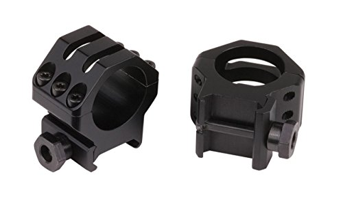 BLACKHAWK! Six Hole Tactical 1-Inch Ring with Picatinny (Blackhawk Ring)
