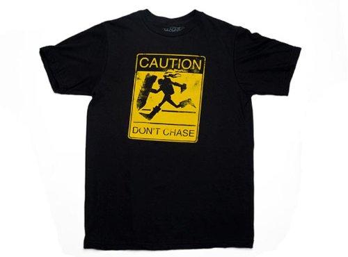 Jinx Costume League Of Legends - League Of Legends Singed Don't Chase Me Premium Adult T-Shirt XX-Large