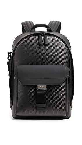 7283cb536f53 Valentino Orlandi Designer Glamorous Black Quilted Leather Fringe ...
