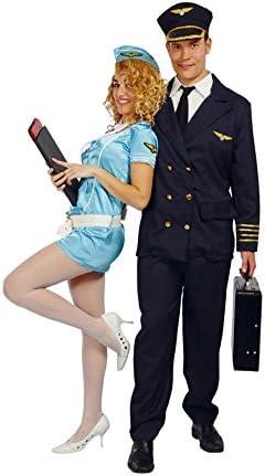 Disfraz de piloto de avión - Estándar: Amazon.es: Juguetes y juegos