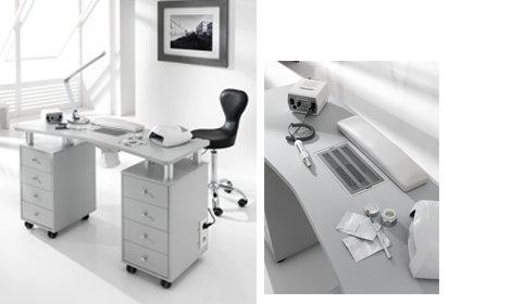 escritorio para uñas plegable profesional